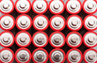 Red AA batteries - 53167741