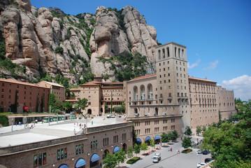 Abbey of Montserrat, Catalonia, Spain