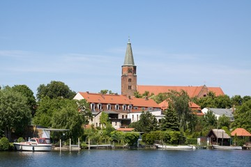 Brandenburg an der Havel, Dominsel