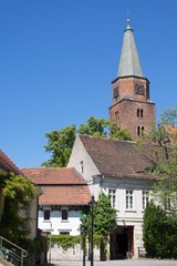 Brandenburg an der Havel, Dom mit Nebengebäuden