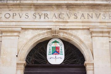 Syracuse Sicily Italy
