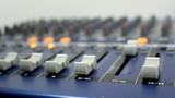 sound mixer board studio