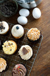 Gourmet Cupcakes and Ingredients