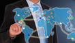 Global Network - Social Media