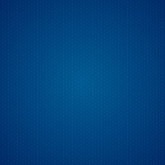 Triangle dark blue graph paper background vector illustration