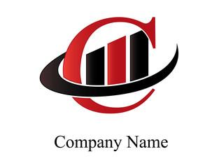 C financial logo