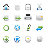 Toolbar and Website Icons
