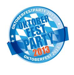Icon Button Oktoberfest Party 2013