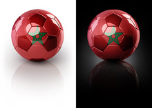 Squadra di calcio Marruecos