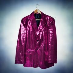 pink entertainment jacket