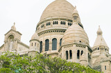 Basilica of Sacred Heart Sacre Coeur Paris France