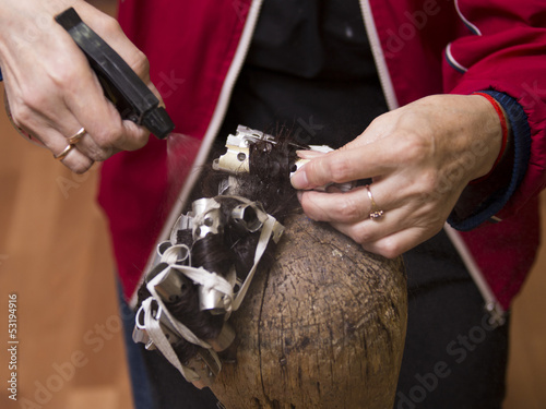 Hands barber pastizhera