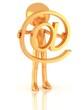 Golden Man @