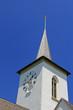kirchturm in wahlern