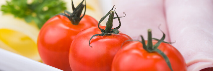 tomaten am buffet