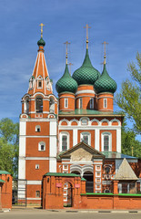 Church of the Archangel Michael, Yaroslavl