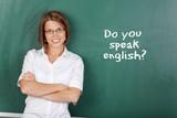 Fototapety English class