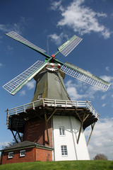 Windmühle Greetsiel 3