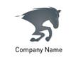 Horse company logo