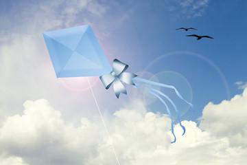 kite for newborn