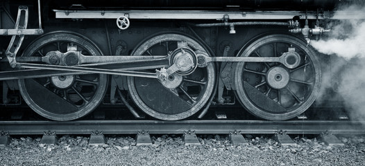 Steel wheels