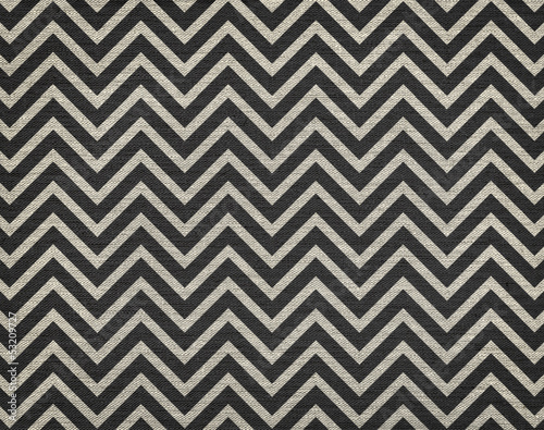Elegant chevron pattern background, grunge canvas texture