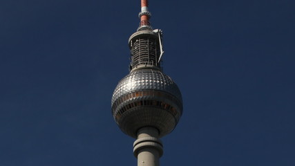 Alexanderplatz Tv tower, Berlin