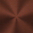 Background with Lozenge Pattern and Bronze Texture