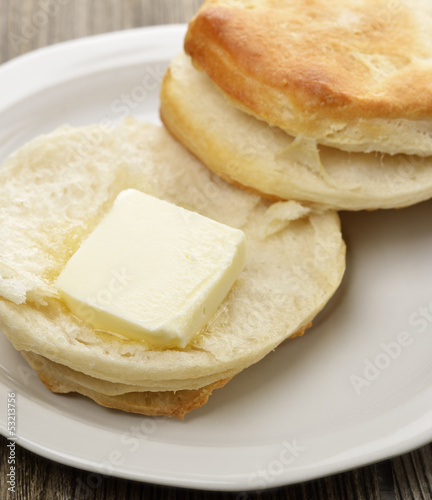 Biscuits With Butter