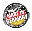 Icon Button Qualität made in Germany Schwarztöne