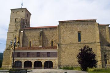 Iglesia de San Andrés en Rasines, Cantabria