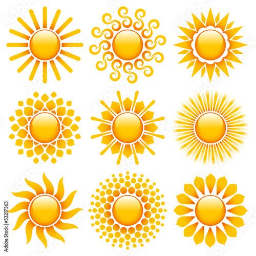 Suns Orange