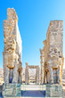 The gate of all nations in Persepolis, Shiraz, Iran.