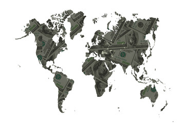 The world of money.