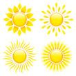 4 Suns Yellow