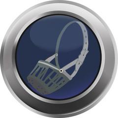 bottone museruola
