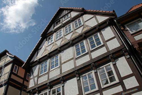 Fachwerkhaus in Hameln