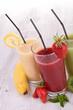 assortment of fruit juice