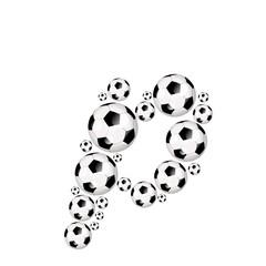 FOOTBALL, SOCCER abc - p