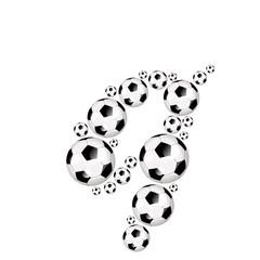 FOOTBALL, SOCCER abc - q