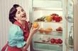 Sixties refrigerator advertising