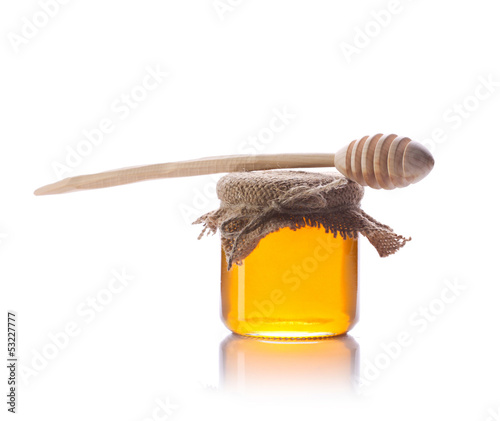 still life of honey