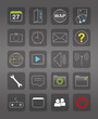 Icons Handy App Phone Smartphone Tablet Web 1