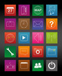 Icons Handy App Phone Smartphone Tablet Web 2