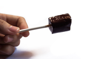 chocolate pop