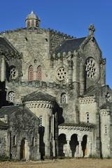 Veracruz Catholic Church in Carballino, Ourense, Galicia, Spain.