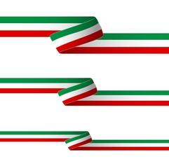 Nastro tricolore_Italia