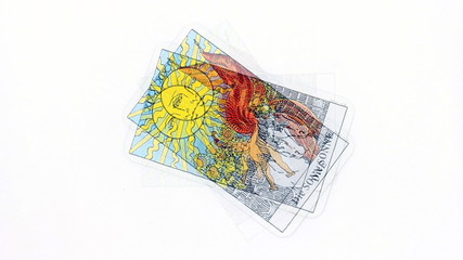 Tarotkarte - Tarot Card
