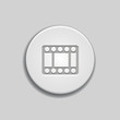 film icon on white button