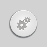Gears icon button